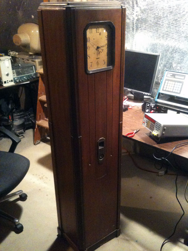 Westinghouse Grandfather Clock